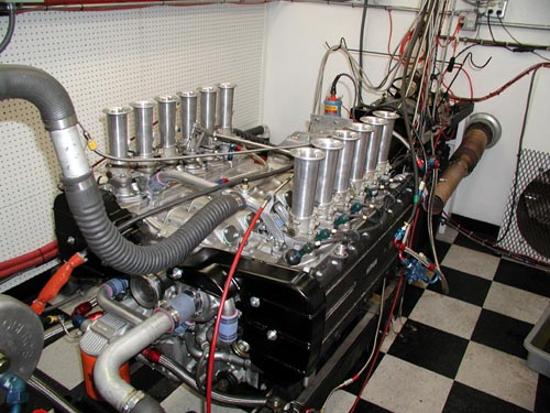 Ferrari 512 BBLM Flat-12 High Performance Engine Rebuild