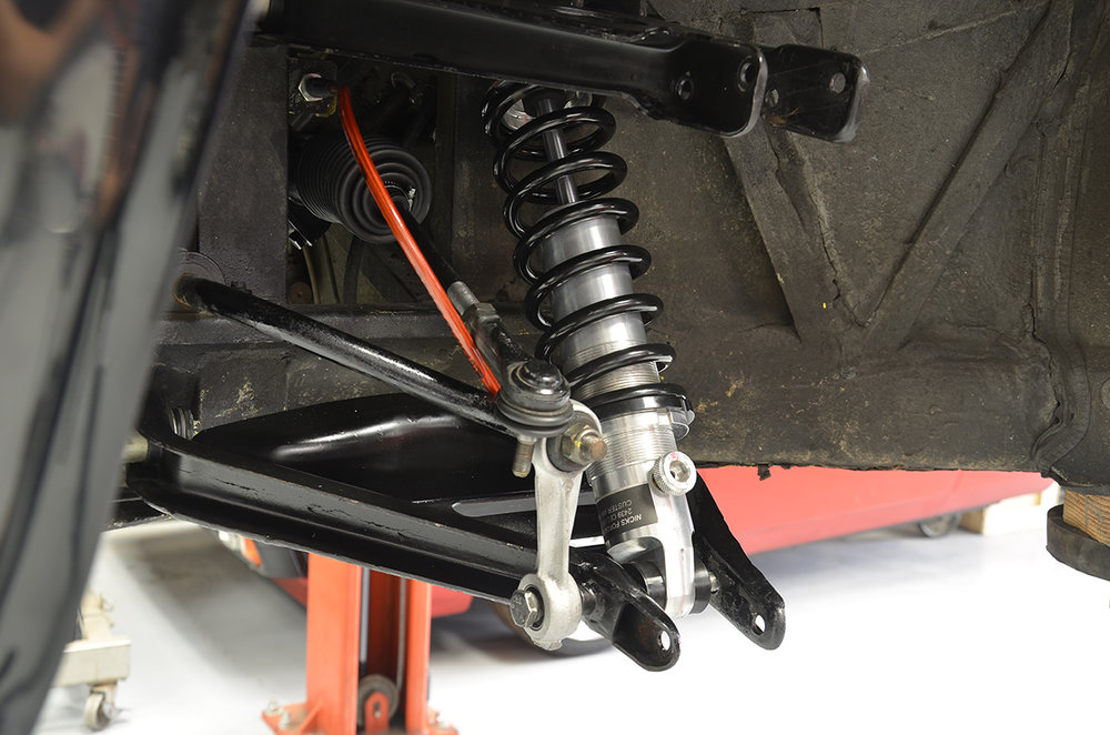 Ferrari 308 GTS 358RR High Performance Suspension Tuning with Koni Shocks