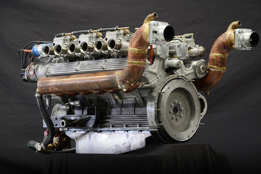Lamborghini Riva V12