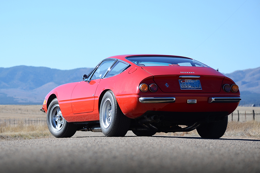 Ferrari Daytona V12 High Performance Engine Development and Rebuild