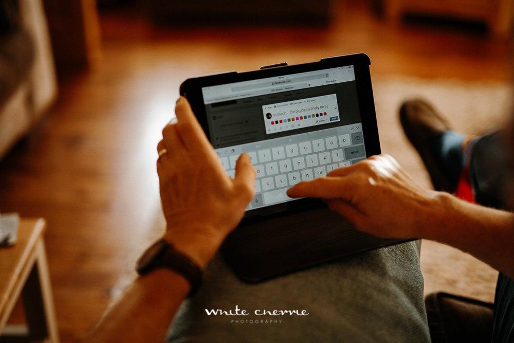 White Cherrie, Edinburgh, Natural, Wedding Photographer, Steph & Scott previews-11.jpg