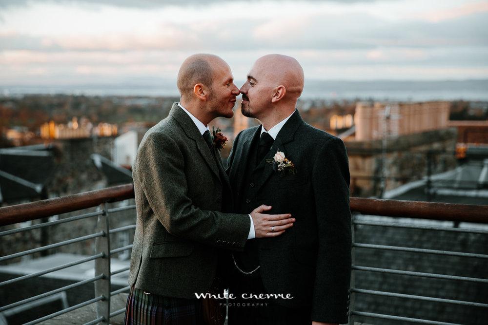 White Cherrie, Edinburgh, Natural, Wedding Photographer, Steven & Daniel previews-41.jpg