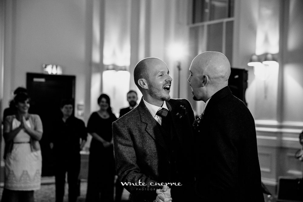 White Cherrie, Edinburgh, Natural, Wedding Photographer, Steven & Daniel previews-57.jpg