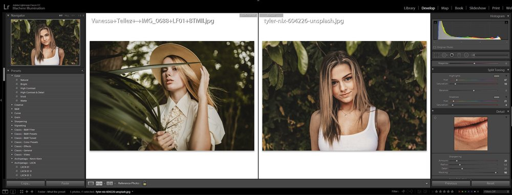 Credit: Left photo - Vanessa Tellez // Right photo - Tyler Nix