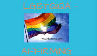 Dr. Abi Weissman, an LGBTQIQA - Affirming Psychologist needs your vote!