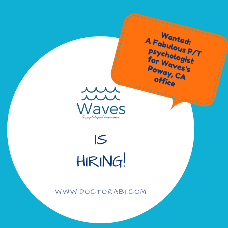 Waves Is Hiring in Poway, California