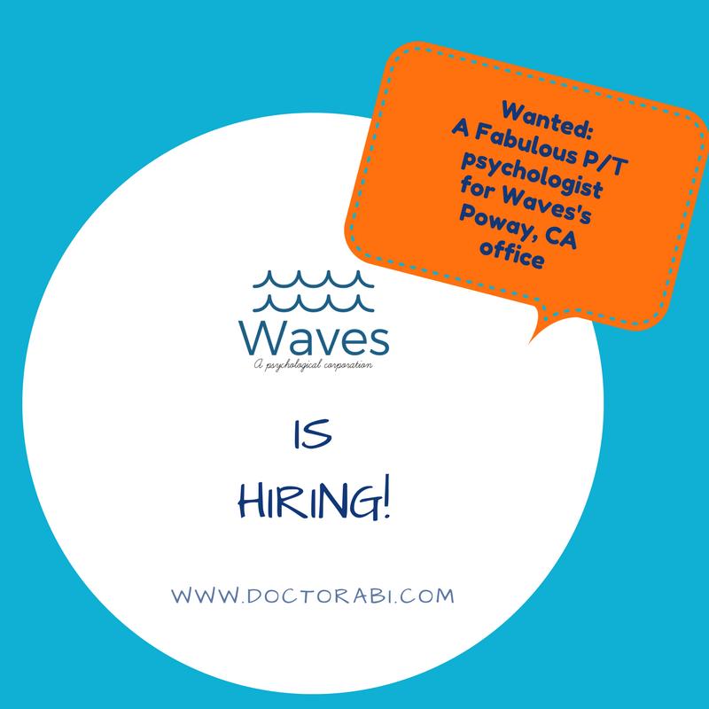 Waves Is Hiring in Poway, California