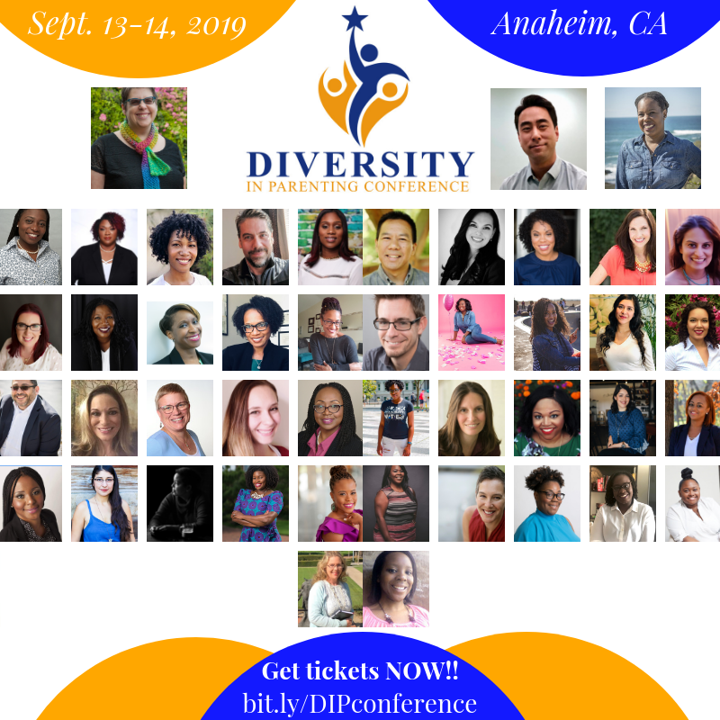 Here are all the beautiful faces of the speakers! I'm up there on the top left! Yay!