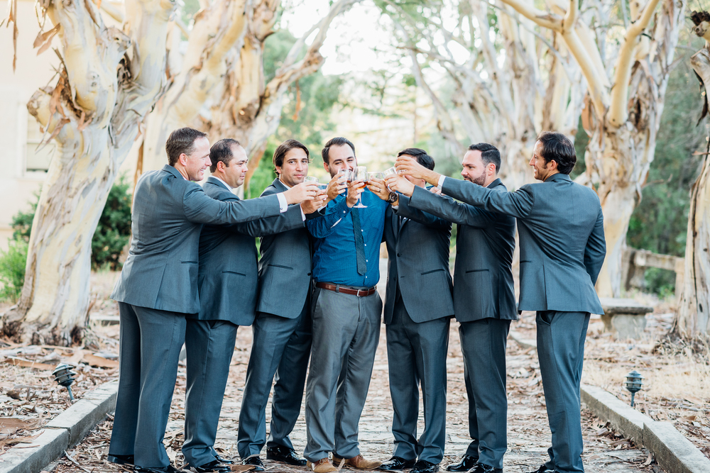 Best Groom & Groomsmen EVER.