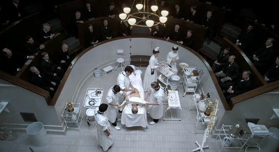 Cinemax's  The Knick