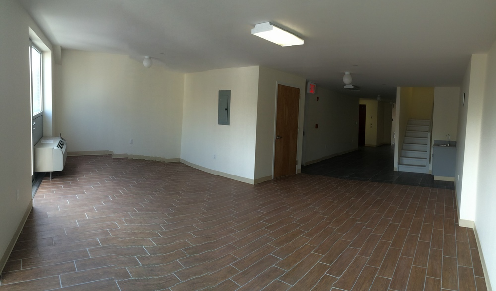 5th & 6th floor rear duplexes