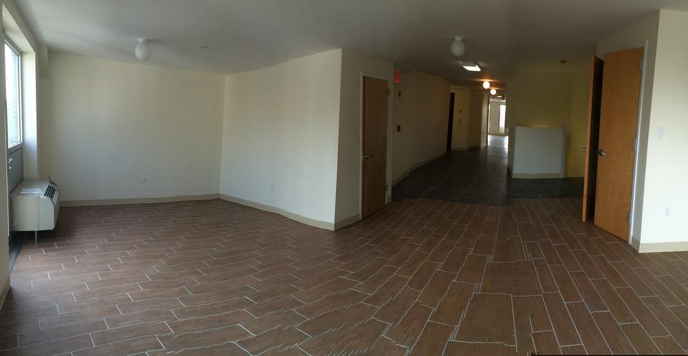 5th & 6th floor front duplex