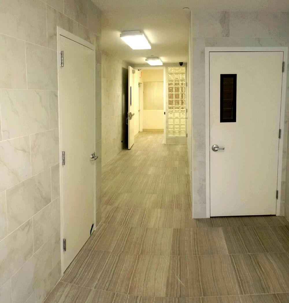 Dedicated lobby for 1st & 2nd floors