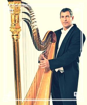 Dickie Fleisher, Harpist