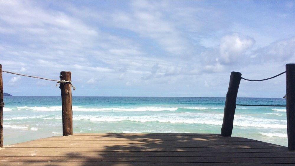 TRAVEL - Seychelles Edition