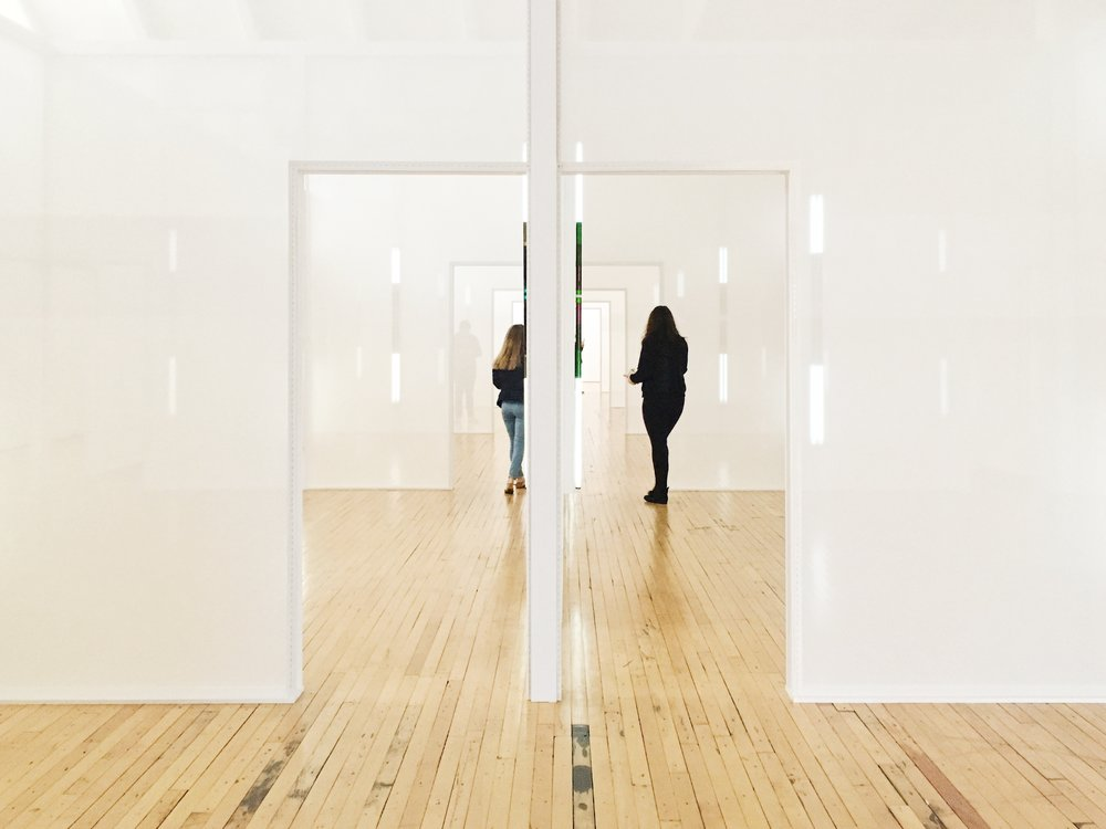 Excursus: Homage to the Square by Robert Irwin