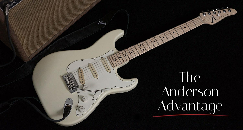 Tom Anderson Guitar | HIENDGUITAR COM