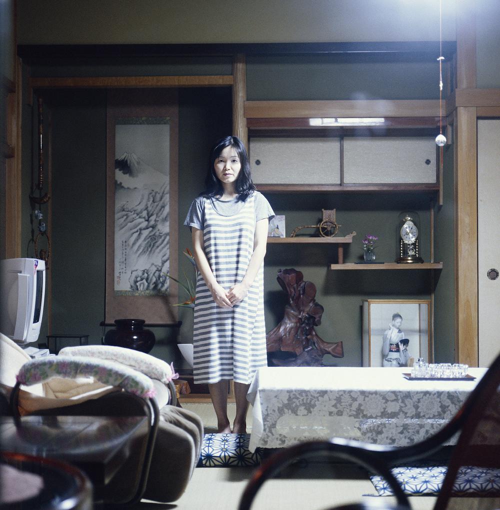 Shizuka Yokomizo,  Stranger No. 6 , 1999