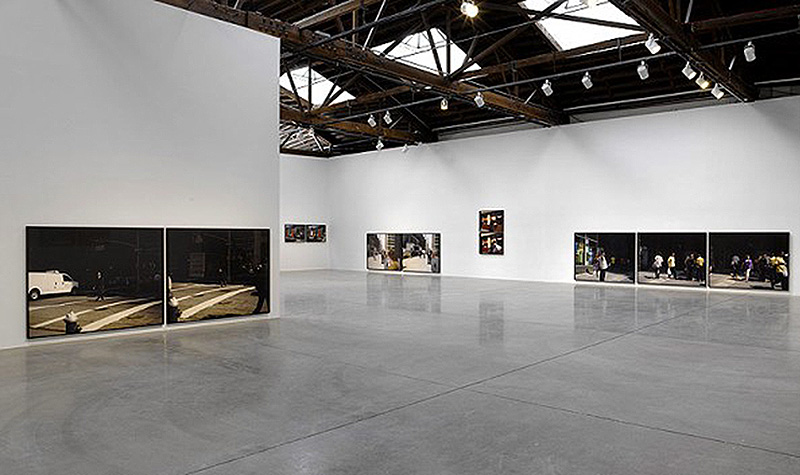 The Present, Installation view, courtesy of Pace/MacGill Gallery