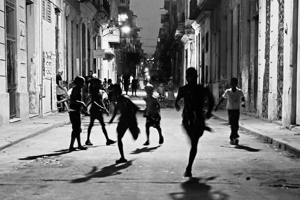 Steve Schlackman,  Niños de la Calle  (2009)