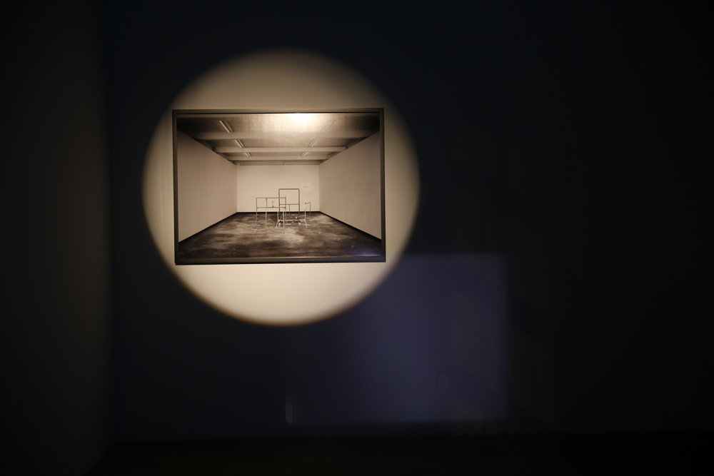 Youngho Lee,  Observe Yourself Being Watched  Exhibition view, 2018