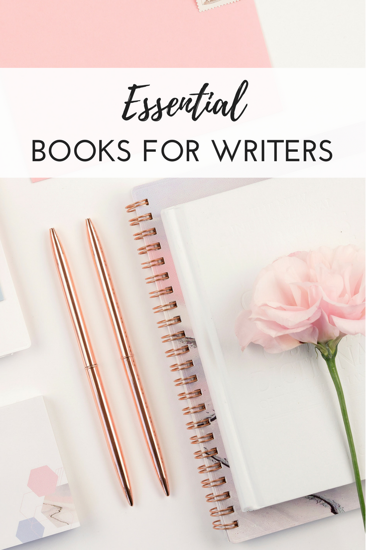 essential books for writers to read