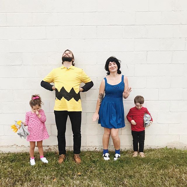 Happy Halloween ya block heads! #maucierihalloween