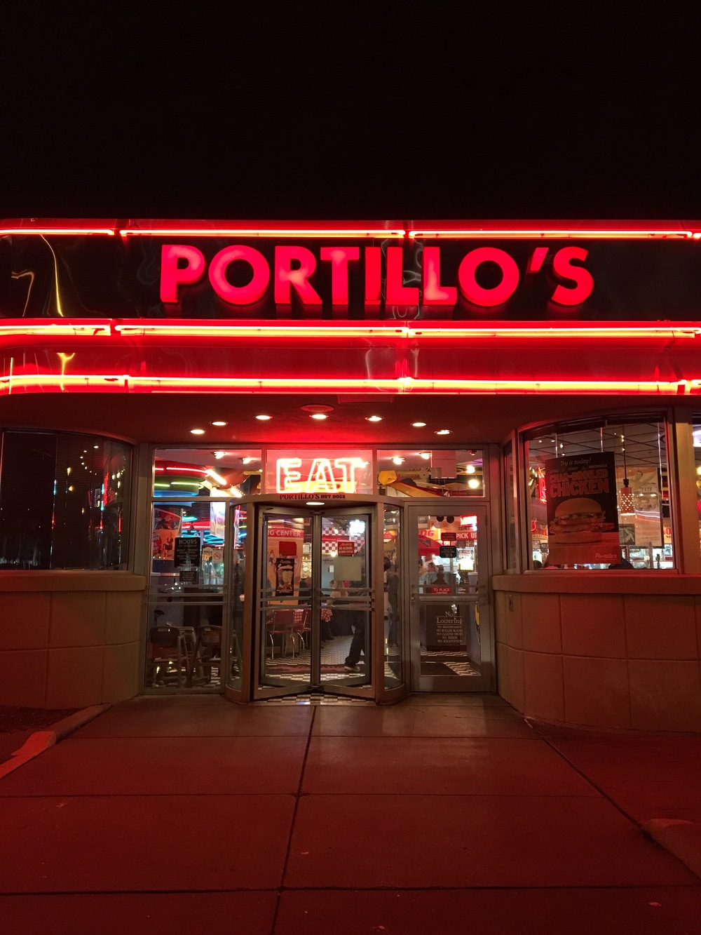 Portillo's in Schaumburg, IL            Photo by Epicurean Chronicles