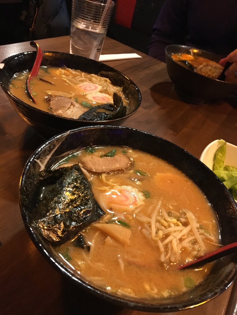 Tonkotsu Miso Ramen                               Photo by Epicurean Chronicles