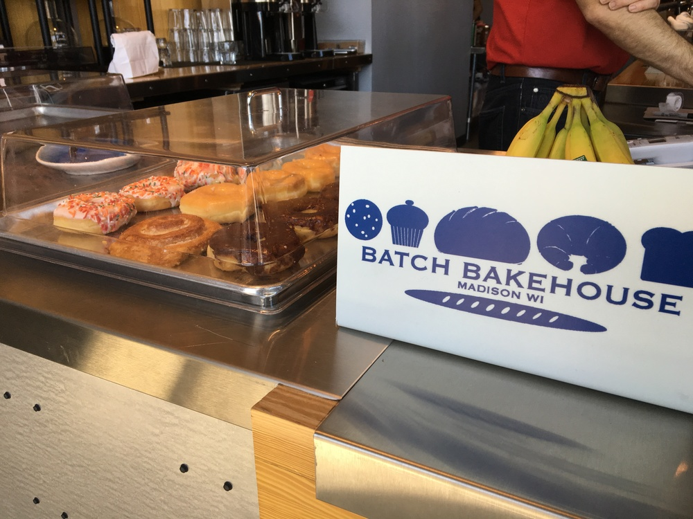 Fresh pastries from Batch Bakehouse served daily                                                                                                                                             Photo by Epicurean Chronicles