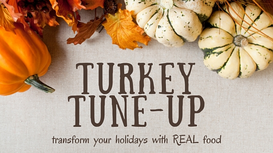 Turkey Tune-Up -- The Holistic Dietitian