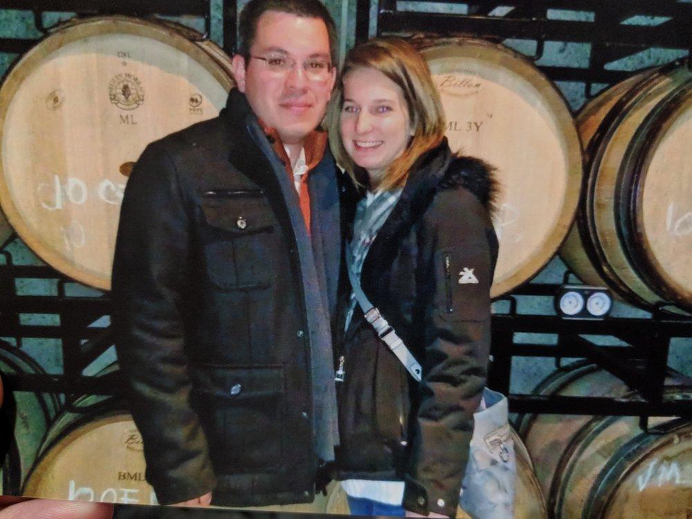 Wine tour along the Niagara Wine Trail.