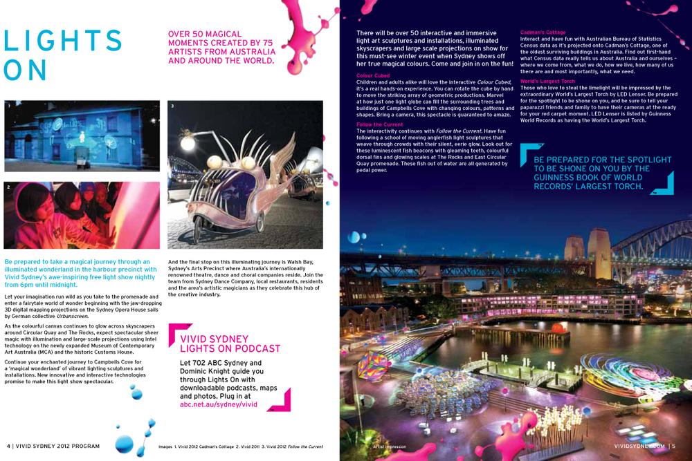 VIVID 2012 program - may 2012