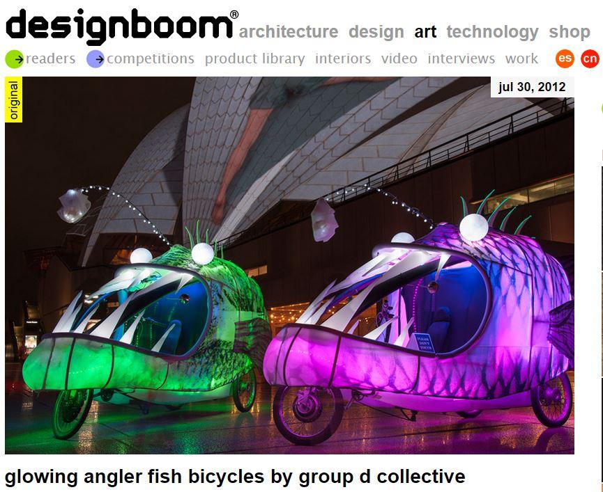 Design Boom - Jul 2012