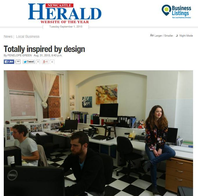 Newcastle Herald - Sep 2015.JPG