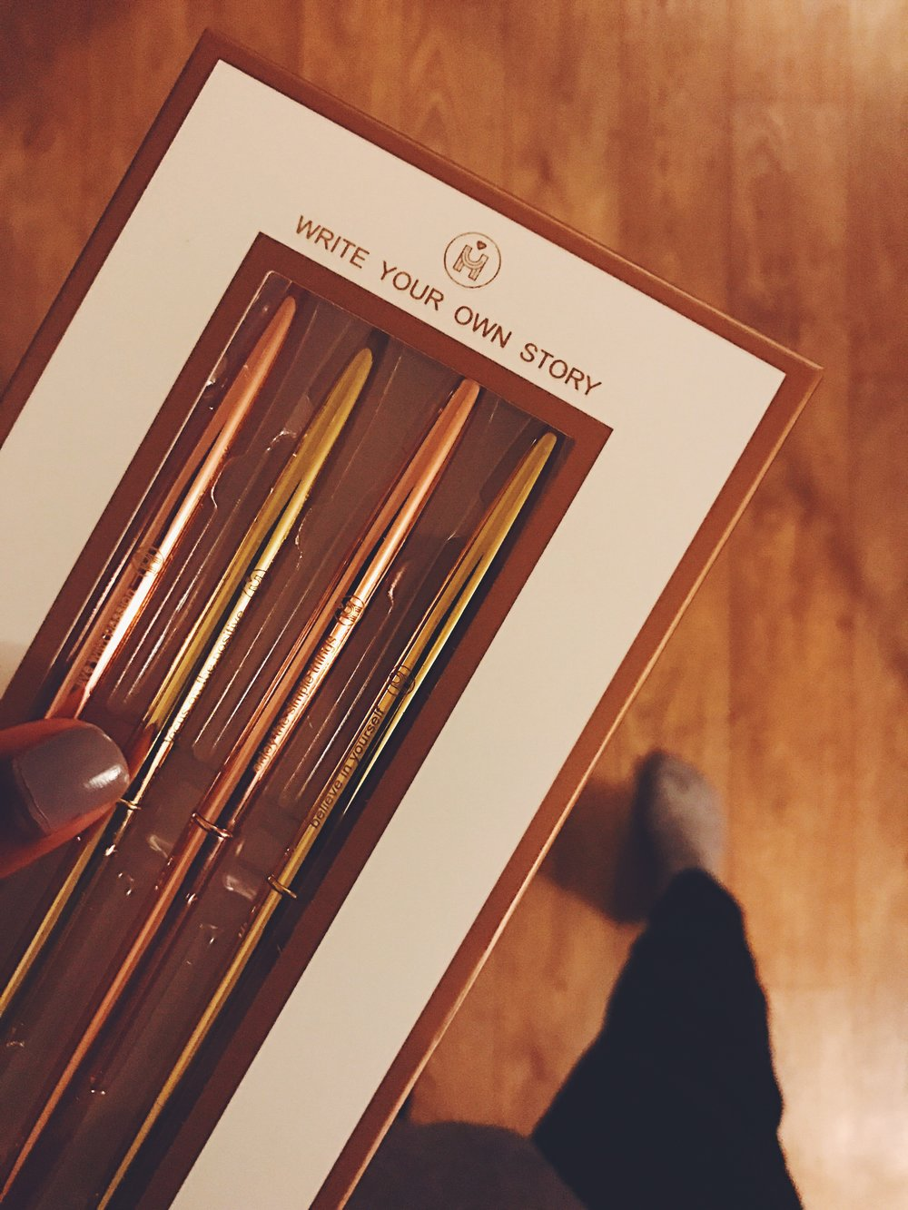 happiness planner pens
