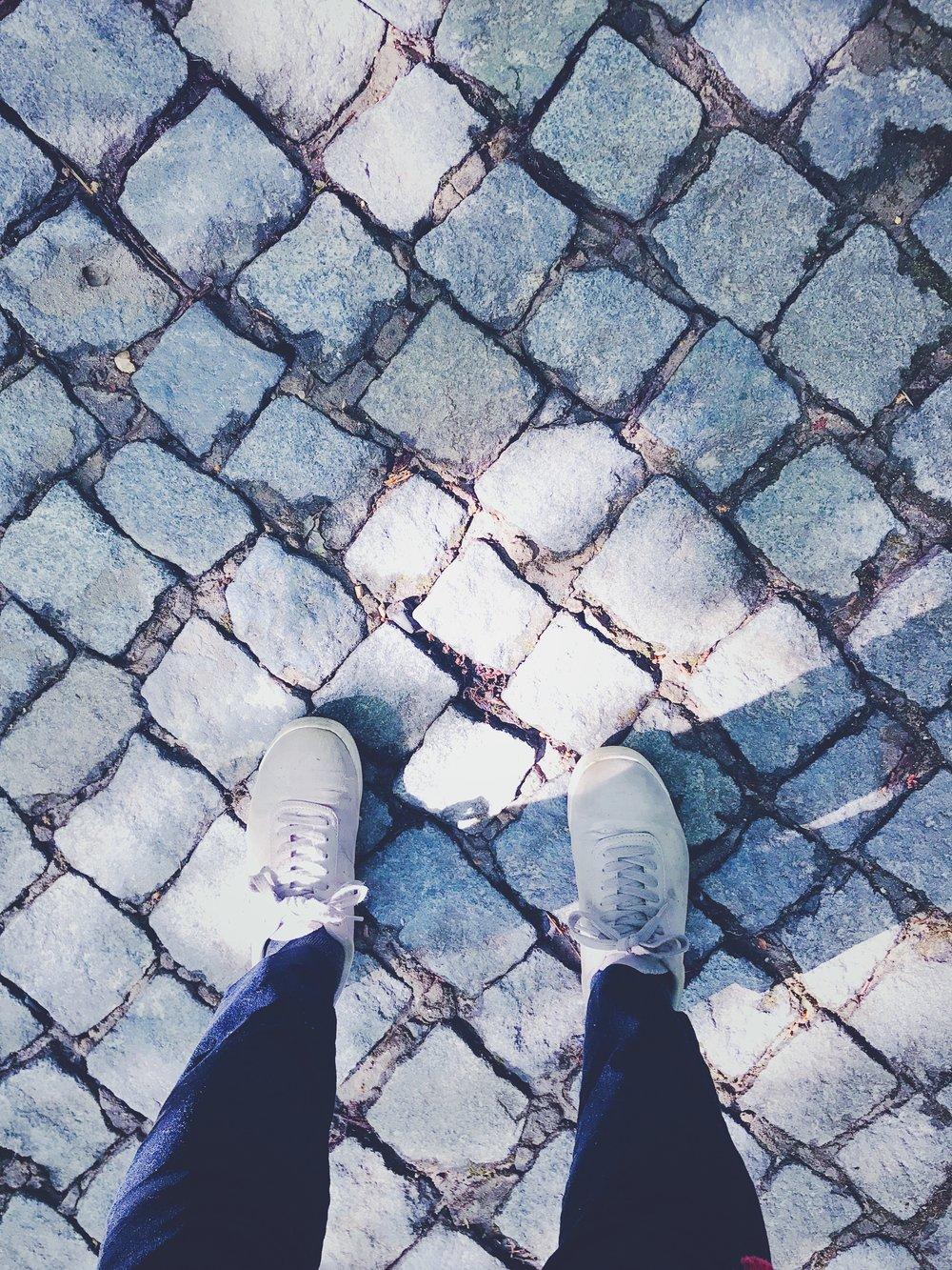 Lisboa sidewalks