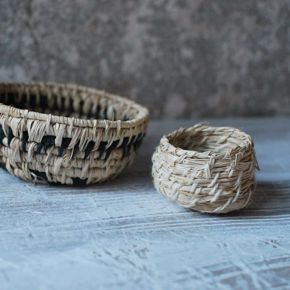 Basket Weaving, Friday February 10th  7:00pm at Make Room