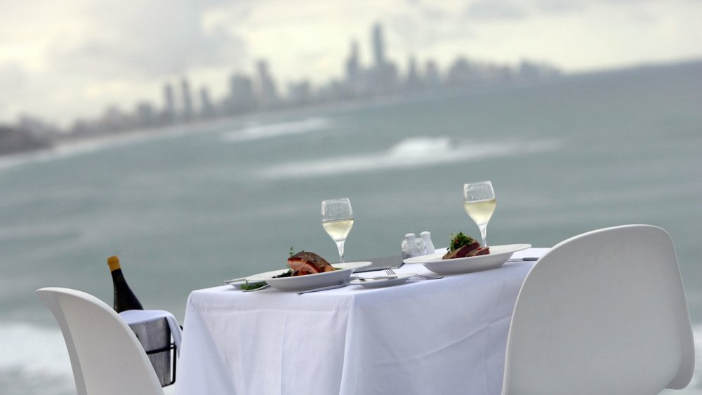 Dining and cultural opportunities on the Gold Coast have steadily increased as the population has grown.  Photo Courtesy of Destination Gold Coast.