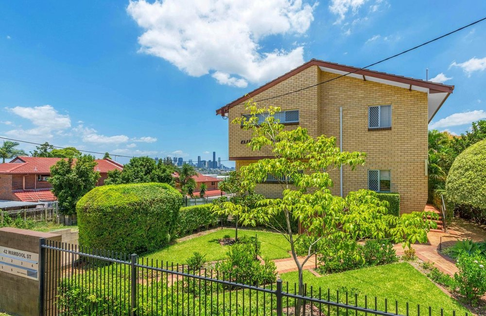 Land Bank Property Investment Strategy in action - Apartment purchased in early 2018 for $357,000,  Intrinsic Value: $449,510 - Land Value: $308,333 (68%) - Improved Value: $289,000 (32%)  Age: 27 Years  Gross Rental Yield: 5.2%