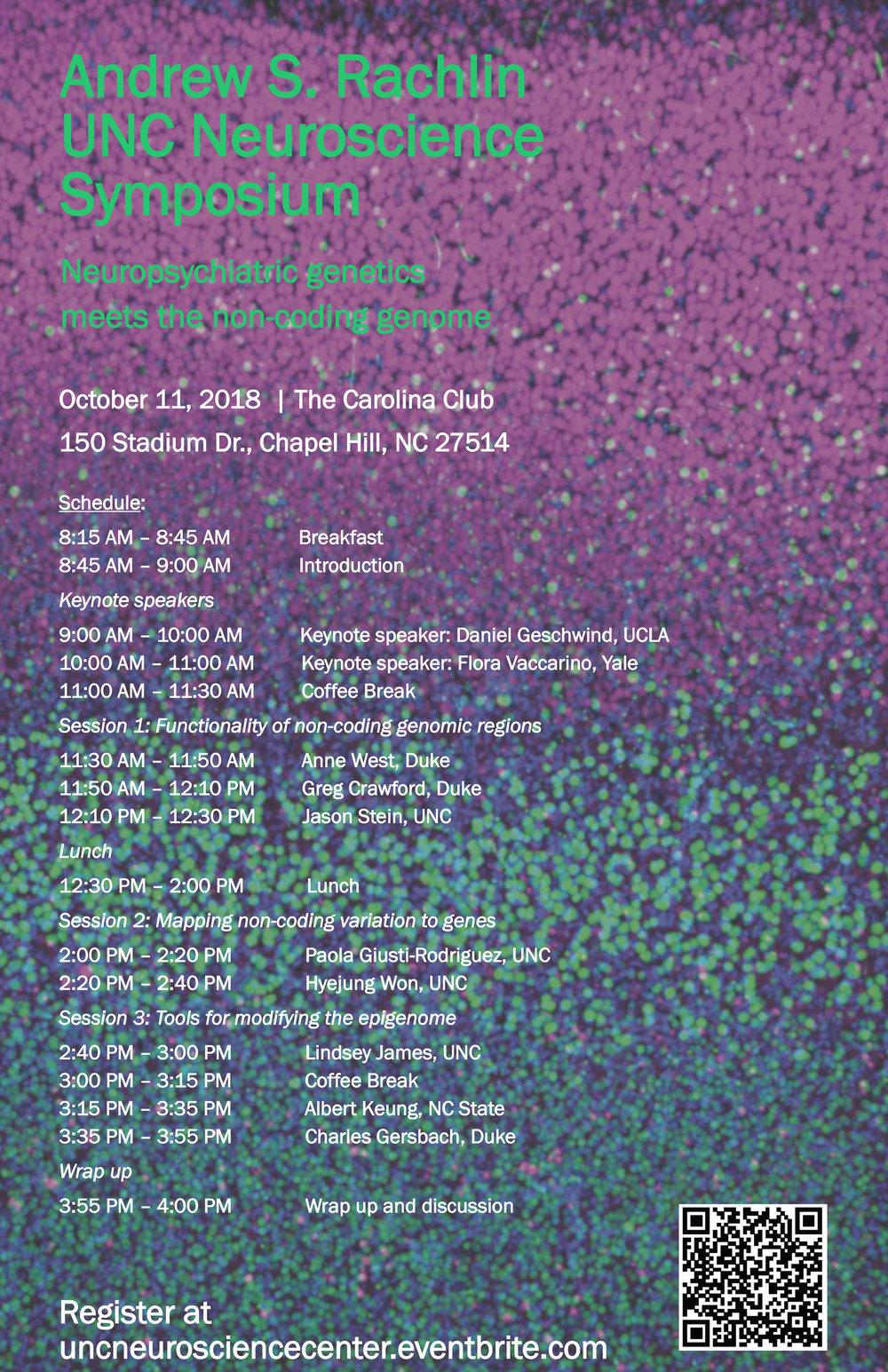 2018 UNC Neuroscience Symposium Flyer with Schedule - PDF.jpg