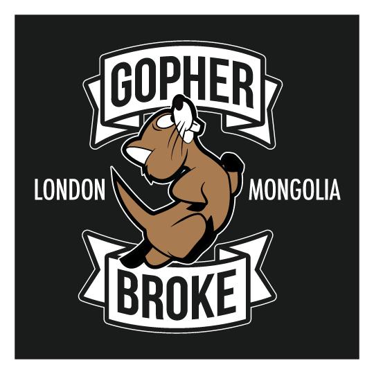 FFADVANCE + Team Gopher Broke, our team logo