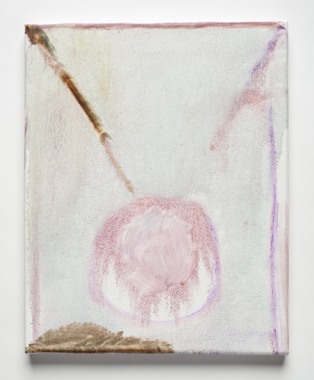 Sean Bluechel Untitled, 2016 oil on canvas 10 x 8 inches