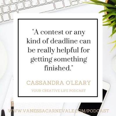 Do you know of any writing competitions?
