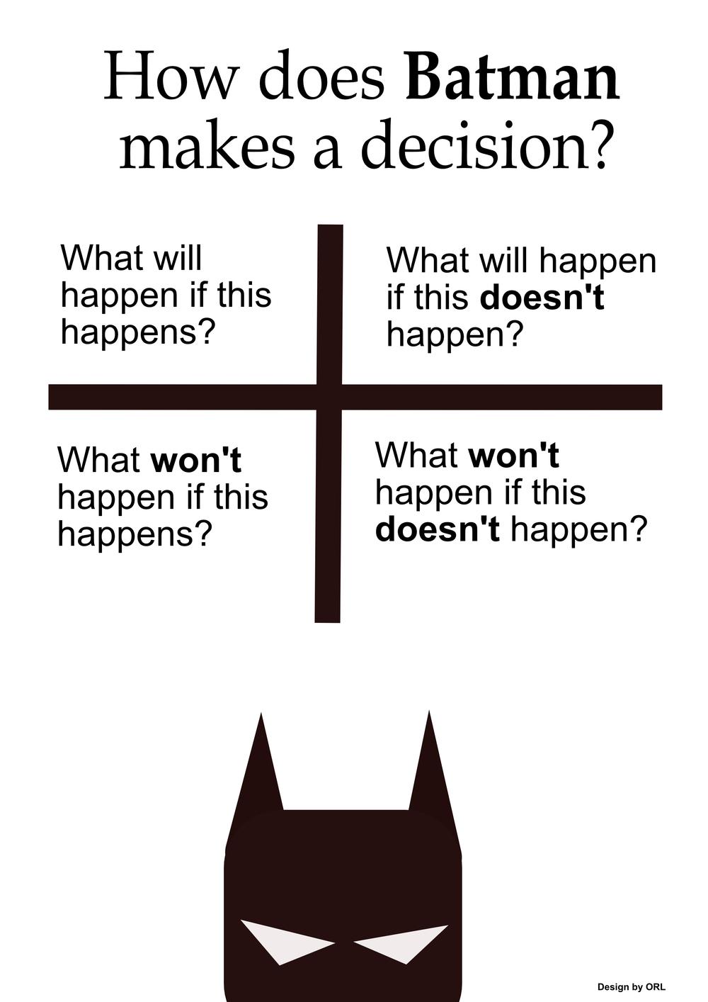 Batman Quote Series Part 2