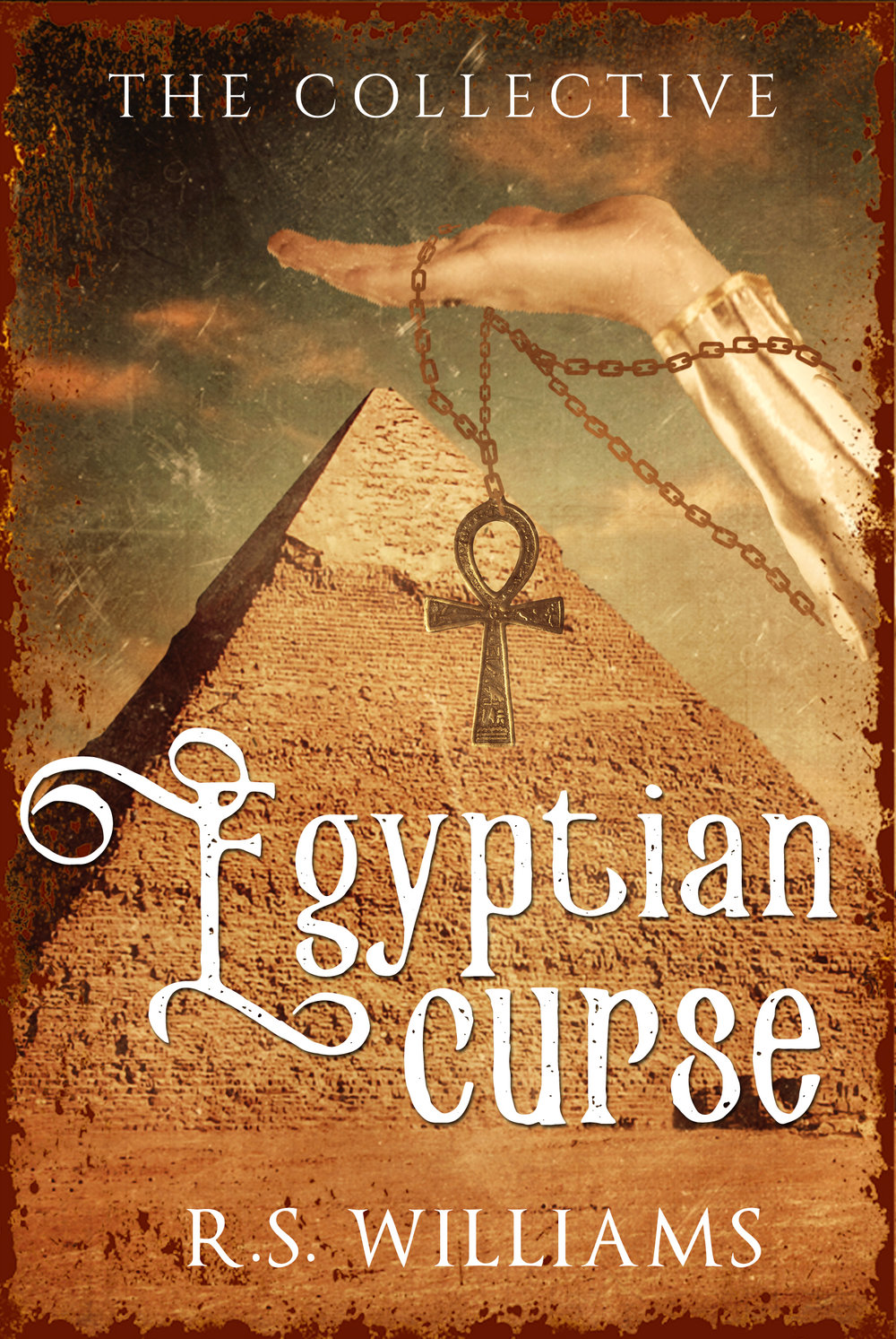 Available for Pre-Order: A little sitter hell-bent on revenge tries to interfere in Jenny's life by trapping her in Ancient Egypt, where a curse fuelled by a feuding Pharaoh and Priest consumes the land.