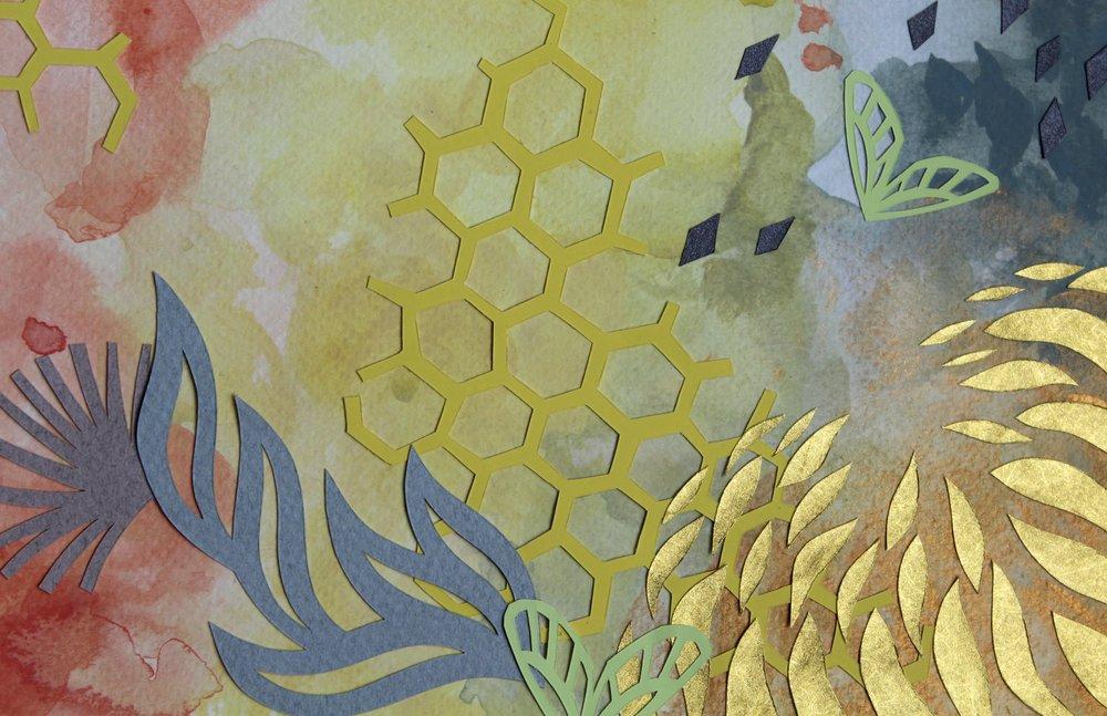 Honey Honey (detail)