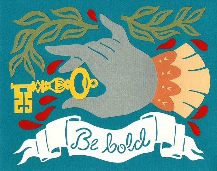 Be Bold (Bluebeard)