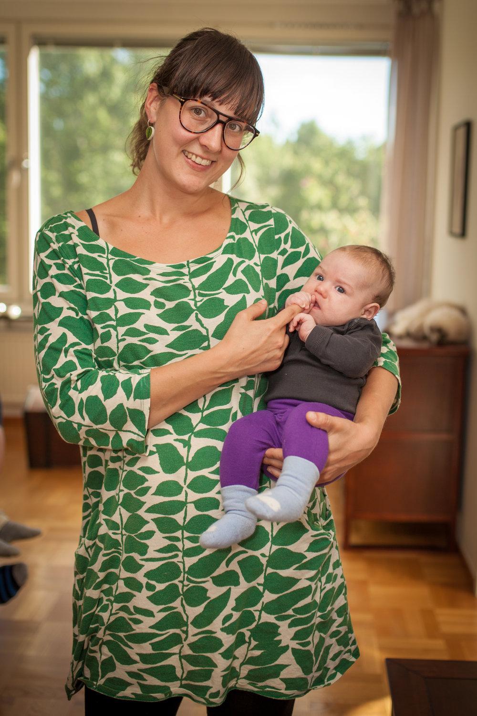 Lizzy's kusin Sofia o Minou