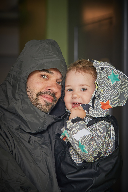 Pappa & Minou